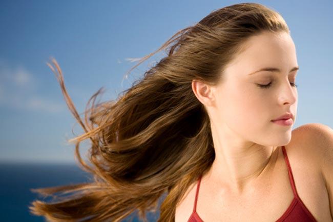लंबे बालों की देखभाल