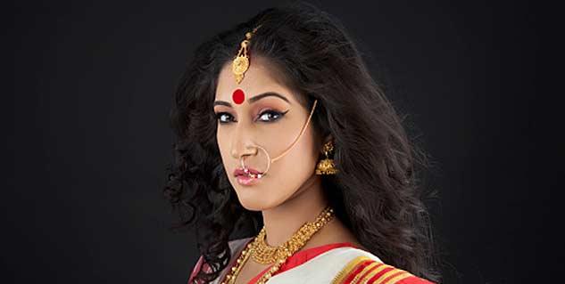 Perfect Bengali eyes