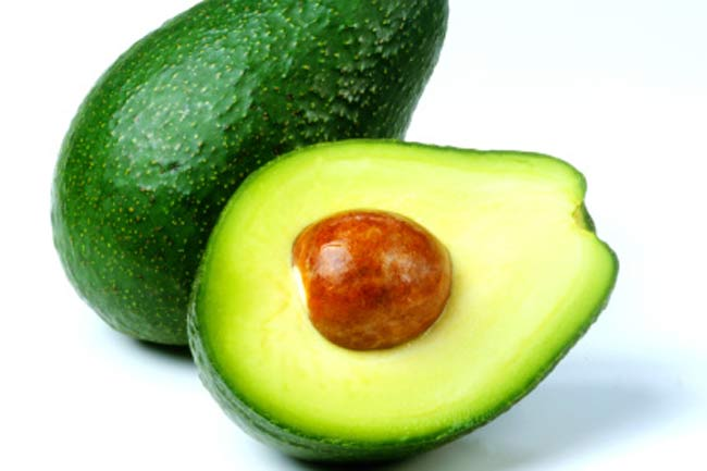 Avocado for hangnails