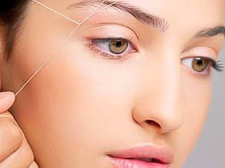 How to prevent acne after threading