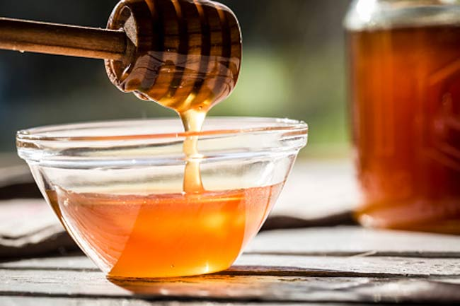 Honey for hangnails