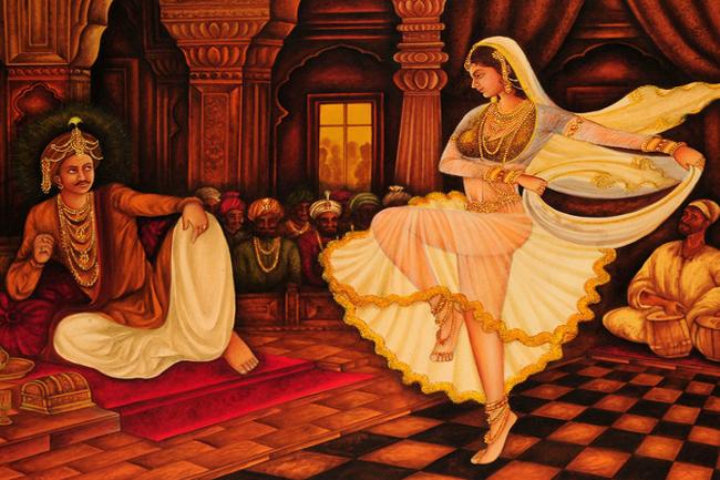 बाजीराव और मस्तानी