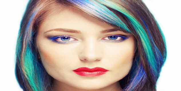 hair chalk in hindi