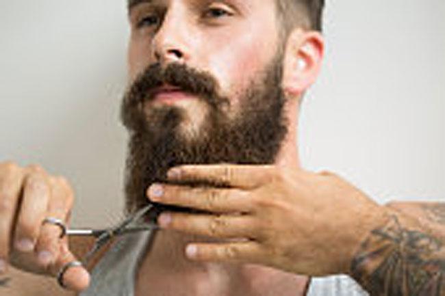 दाढ़ी साफ रखें