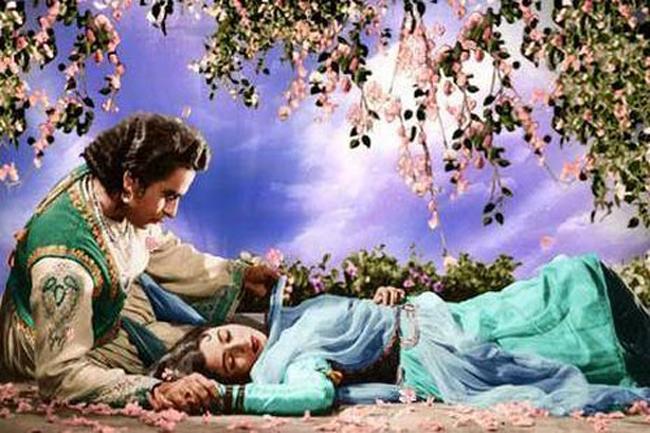 सलीम और अनारकली