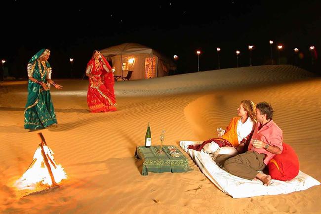 राजस्थान, खासतौर पर उदयपुर
