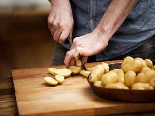 Potatoes in diet can lower blood pressure