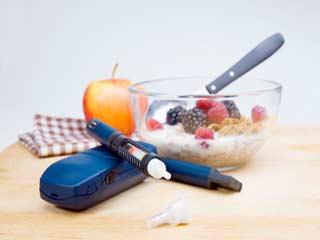 डायबिटीज में लें स्वस्थ आहार