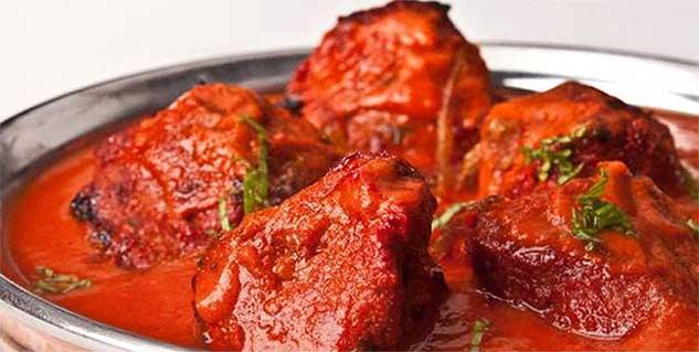राजस्थानी लाल मांस
