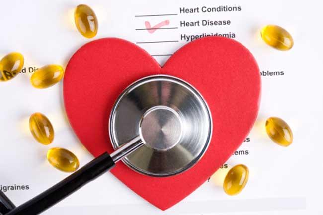 हृदय सम्बंधी बीमारी
