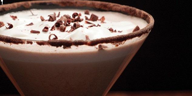 चॉकलेट-मार्टिनी रेसिपी