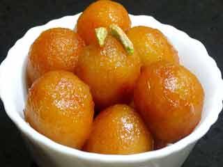 स्वादिष्ट ब्रेड गुलाब जामुन रेसिपी