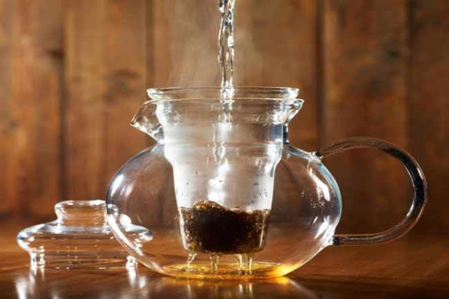 चाय का पानी