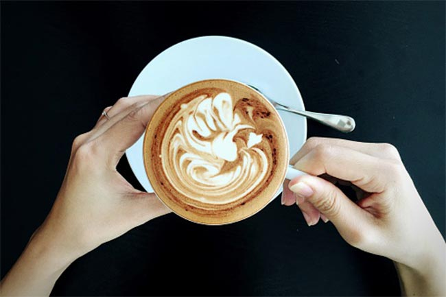 Cut-down on caffeine
