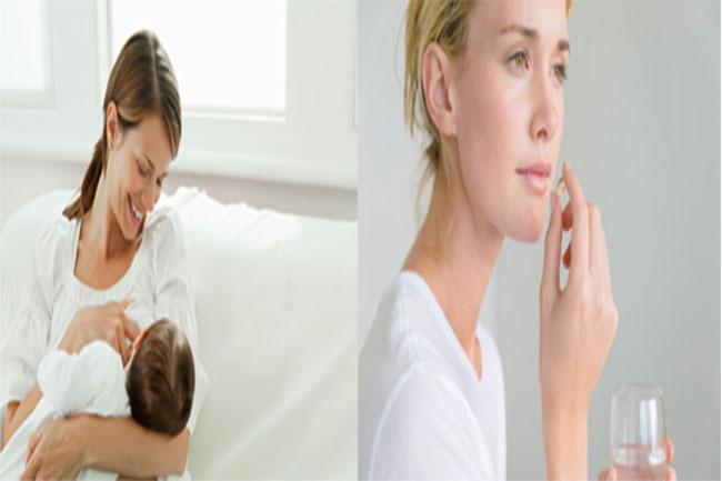 ब्रेस्टफीडिंग के दौरान एंटीबायोटिक का असर