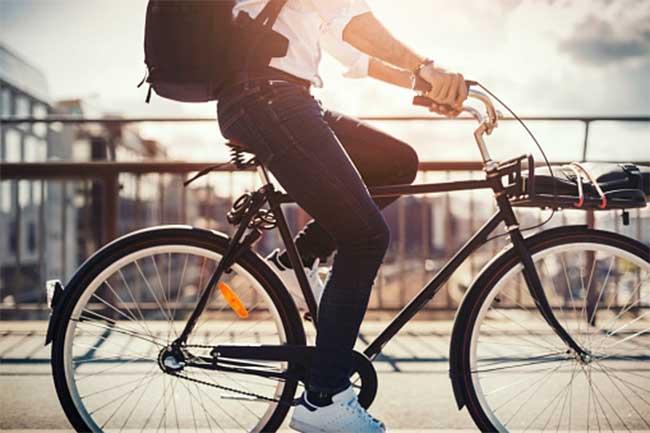 Regular cycling
