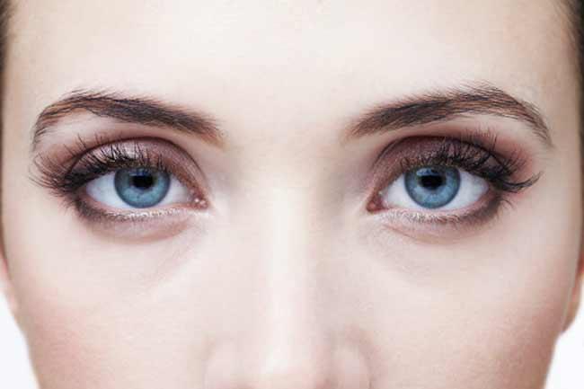 आंखों की सुंदरता