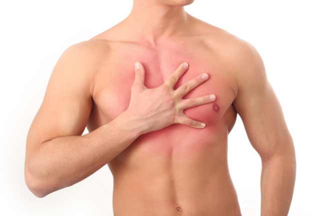 त्वचा का टाइट होना