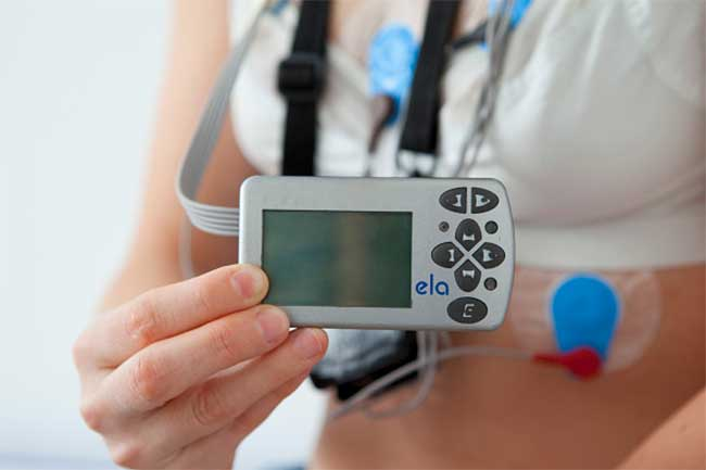 हार्ट रेट मॉनिटर (Heart-Rate Monitors)