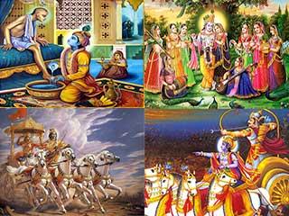 भगवान कृष्ण से सीखें प्यार के ये पाठ
