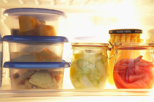 पका और कच्चा आहार अलग-अलग रखें