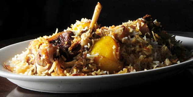 Biryani may cause liver disease