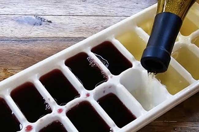 वाइन क्यूब्स