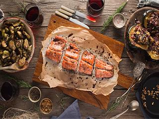 सालमन मछली को और स्वादिष्ट बनाने की विधि