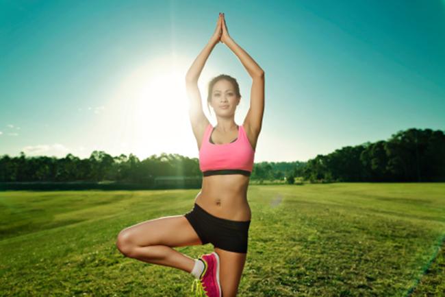व्यायाम के सौंदर्य लाभ