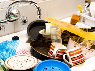 किचन सिंक में बाथरूम से कई गुणा ज्यादा होते हैं बैक्टीरिया