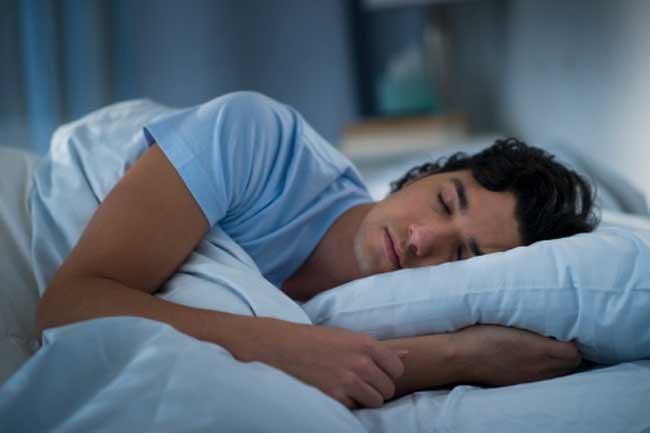 पूरी करें नींद