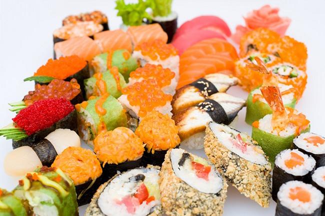 सुशी खाने के नुकसान