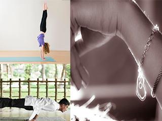 कलाई को मजबूत बनाने वाले योग के बारे में जानें
