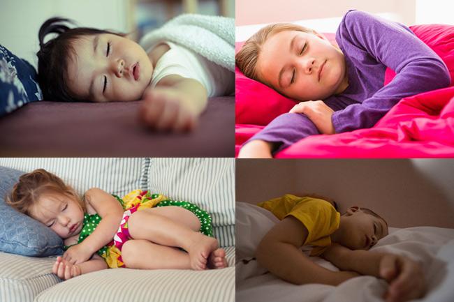 उम्र के हिसाब से बच्चों की नींद