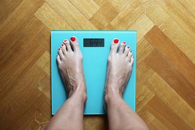 वजन का बढ़ना