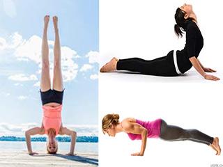 शीर्षासन को आसान बनाने के लिए करें ये 4 योगासन