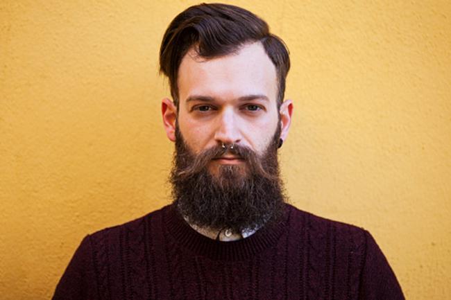 दाढ़ी को हेल्दी रखना