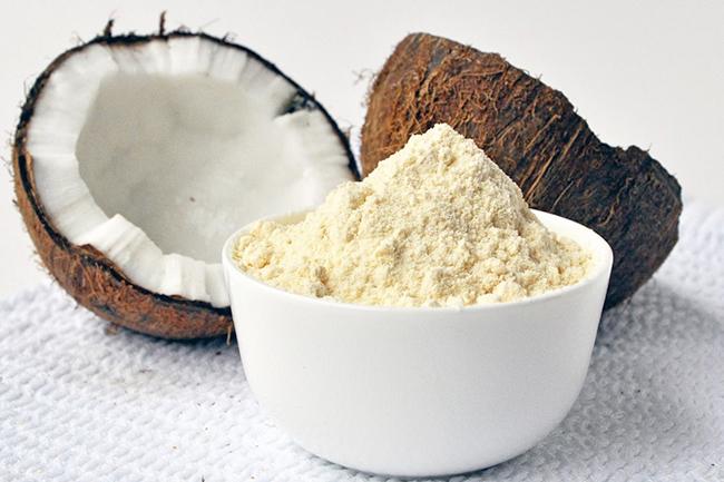 नारियल के आटे में मौजूद पोषक-तत्व