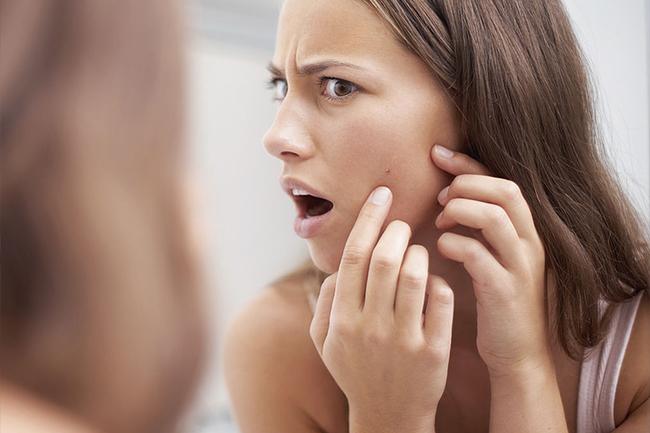 त्वचा सम्बंधी समस्या का निदान