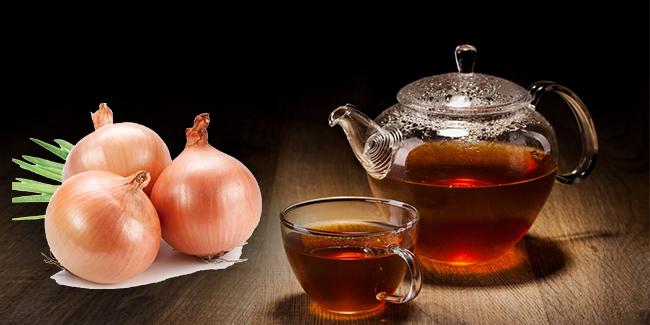 क्या आपने कभी पी है प्याज की चाय