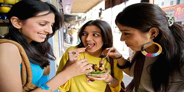 street food in hindi