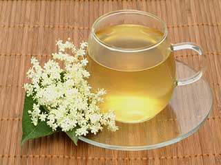 Drink herbal tea to curb winter woes