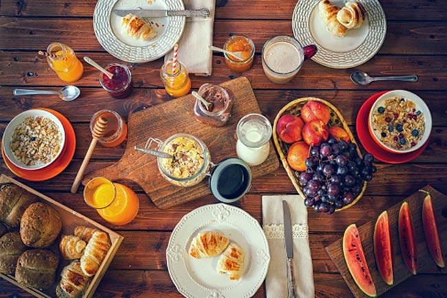 नाश्ता न करना