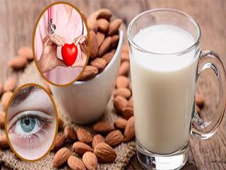 सर्दियों में पिएं बादाम का दूध, पाएं अच्छी सेहत और तेज दिमाग!