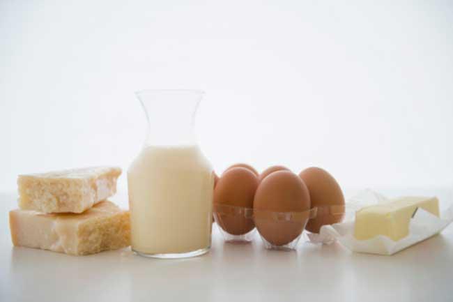 पर्याप्त मात्रा में प्रोटीन लें