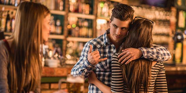 Major effects of extra-marital affairs