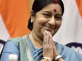 विदेश मंत्री सुषमा स्वराज का किडनी ट्रांसप्लांट सफल, हालत स्थिर