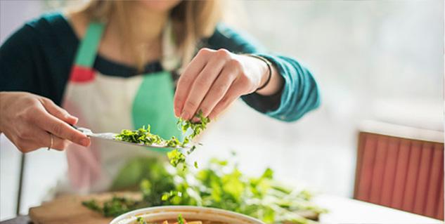 Nutritional needs of women