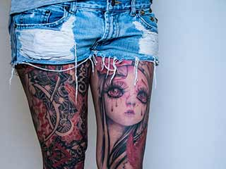 Love tattoos? These are the types of tattoos you must know of