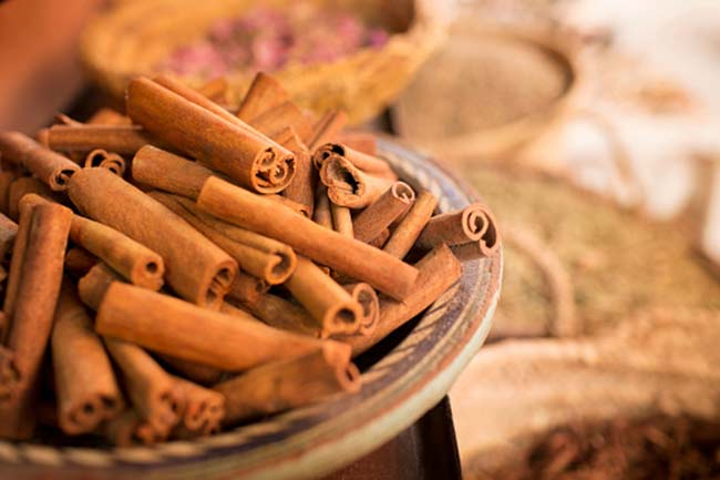 Cinnamon: The wonder spice